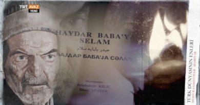 Haydar Baba'ya Selām
