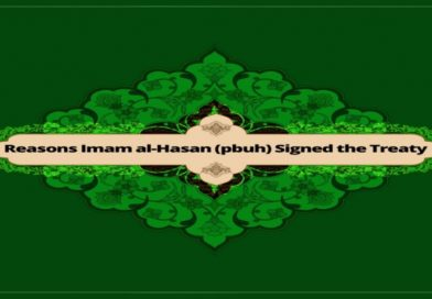 Reasons Imam al-Hasan (pbuh) signed the Treaty