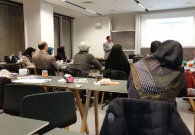 دوره ی تربیت مدرس زبان فارسی